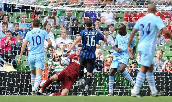 Dublin Super Cup: la cronaca di Inter - Manchester City