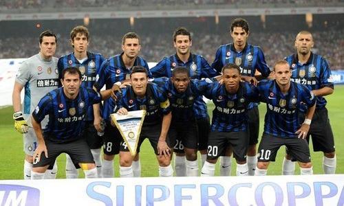L'Inter domina per un tempo, poi crolla. La Supercoppa va ai cugini