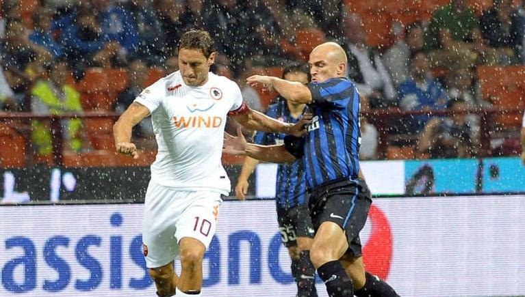 Inter-Roma, un pareggio che non cura le ferite