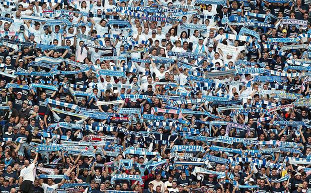 Il Napoli senza il suo pezzo forte... il San Paolo