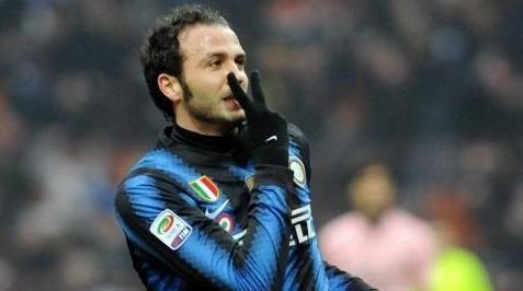 Gasperini lancia Pazzini e Chivu. Contro il Novara ancora 3-5-2