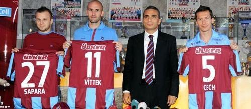 Trabzonspor, tra nuovi acquisti e Champions d'ufficio