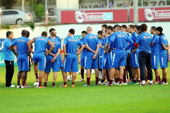 Trabzonspor: 20 convocati per la sfida all'Inter