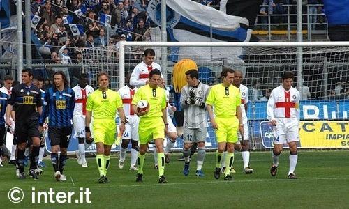 Atalanta-Inter, i precedenti