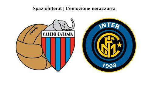 Svanisce l'effetto Ranieri: Catania-Inter 2-1
