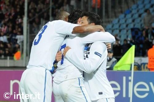 Lille-Inter 0-1, l'analisi dei protagonisti