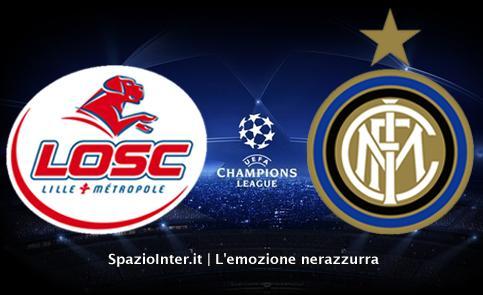 Col Pazzo torna il sorriso: Lille-Inter 0-1