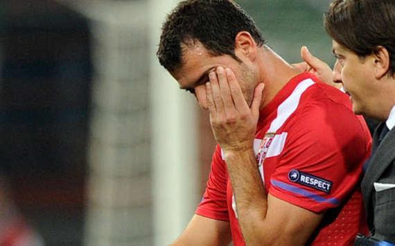Stankovic dice addio alla Nazionale