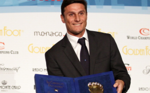 Zanetti Golden Foot 2011