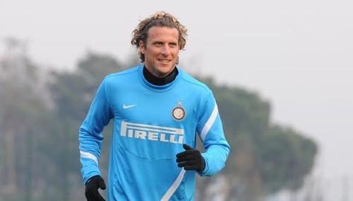 Prima seduta verso Inter-Udinese: si rivede Forlan