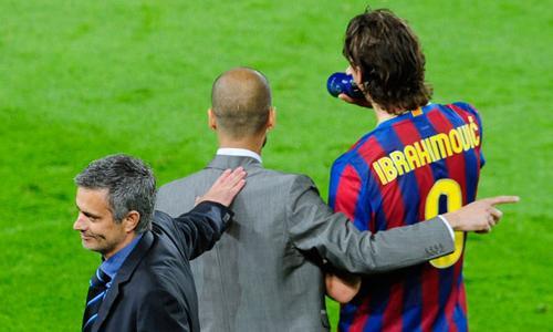 Ibra in tackle su Guardiola: