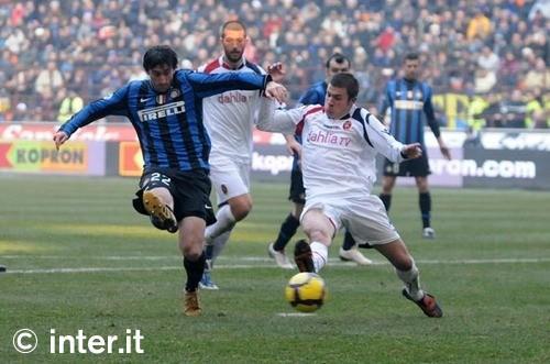 Curiosità e numeri in attesa di Inter-Cagliari