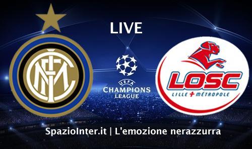 Inter-Lille 2-1, la qualificazione è a un passo