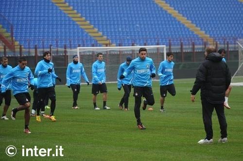 Verso Inter-Cagliari, le ultime sulla formazione nerazzurra