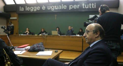 CALCIOPOLI: MOGGI CONDANNATO! 5 anni e 4 mesi per l'ex dg della Juventus