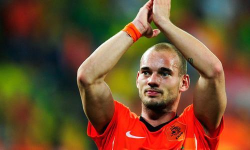 Sneijder: