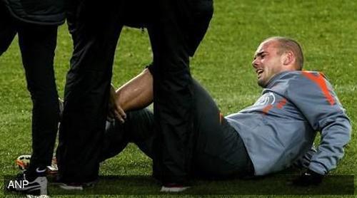 Sneijder si ferma e fa tremare l'Inter
