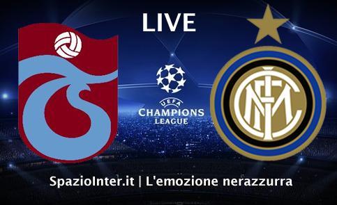 Un punto per il 1°posto: Trabzonspor-Inter 1-1