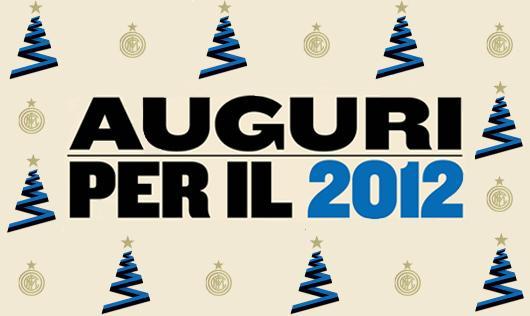 Buon anno da SpazioInter!!!