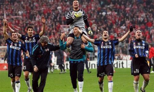 Rivivi le emozioni del 2011: Bayern Monaco-Inter 2-3