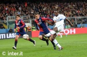 Genoa-Inter Vieira