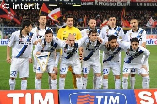 Genoa-Inter 0-1, le pagelle