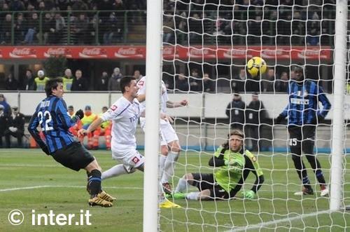Curiosità e numeri in attesa di Inter-Fiorentina
