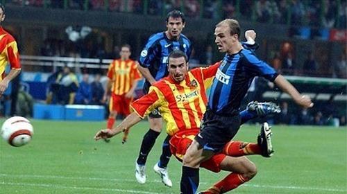 Inter-Lecce, i precedenti