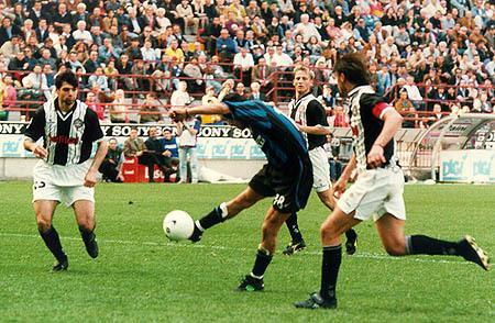 Inter-Udinese, i precedenti