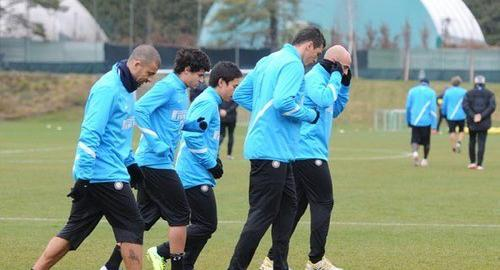 Appiano: di corsa verso Genoa-Inter