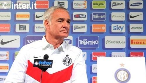 La parole di Ranieri alla vigilia di Inter-Fiorentina