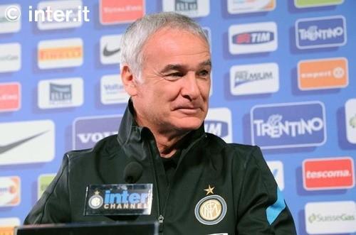 La conferenza stampa di Ranieri alla vigilia di Inter-Udinese