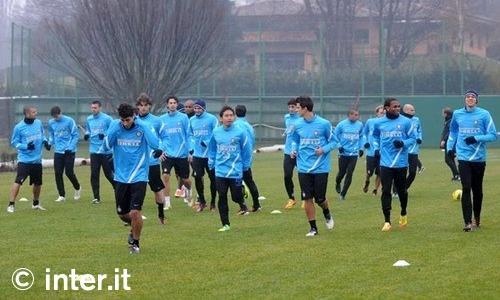 I convocati per Genoa-Inter: si rivede Forlan, riposa Maicon