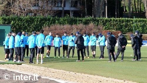 Verso Cesena-Inter: Ranocchia e Stankovic tra i convocati