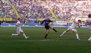Veron Inter-Fiorentina precedenti