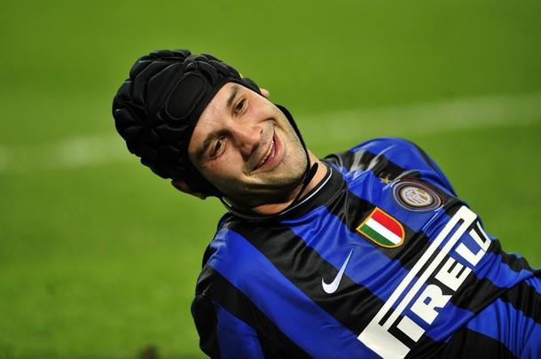 Chivu e l'Inter ai titoli di coda