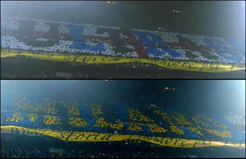 Milan-Inter, racconti dalla Nord