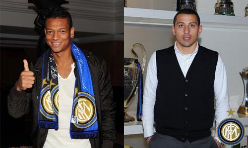 L'Inter saluta Thiago Motta e ripiega sulla coppia Palombo-Guarin
