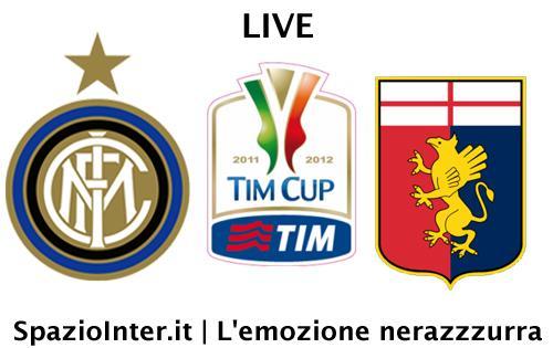 TIM CUP - I nerazzurri volano ai quarti con Maicon e Poli: Inter-Genoa 2-1