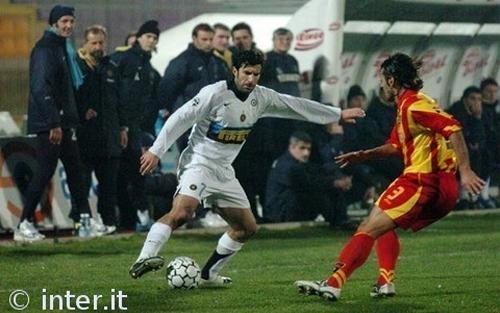 Lecce-Inter, i precedenti