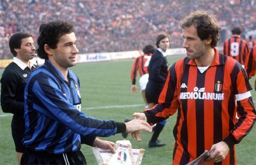 Milan-Inter, i precedenti
