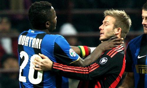 CLAMOROSO!!! Il Milan blocca Muntari per giugno