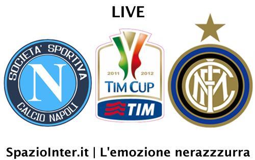 TIM CUP - Cavani ferma la corsa nerazzurra: Napoli-Inter 2-0