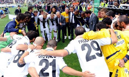 Parma, il primo ostacolo del 2012