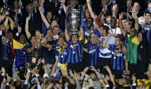 Premiazione Champions 2010