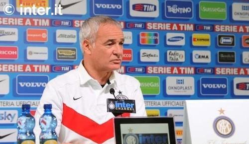 Le parole di Ranieri alla vigilia di Inter-Parma