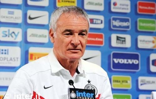 Le parole di Ranieri alla vigilia di Inter-Palermo