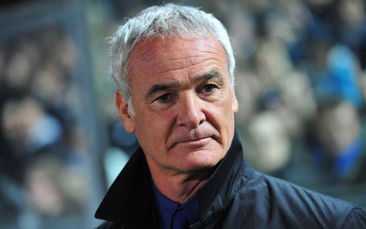 Contro la Lazio Ranieri conferma il 4-4-2. Sneijder partirà dalla panchina