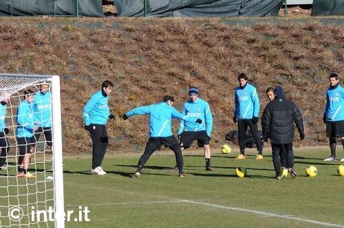 Verso i quarti di Tim Cup: 21 convocati per Napoli-Inter