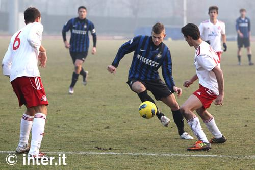 Primavera: l'Inter batte il Varese e vola al comando